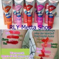 Lip Tattoo Monomola Wow Korea - Tato Bibir Lips Murah