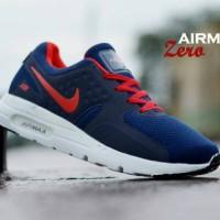Sepatu Nike Air Max Zero Navy Merah