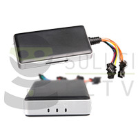 GPS Tracker, 20 GPS Channels, GPS + GSM + GPRS Wireless Network, GT06N
