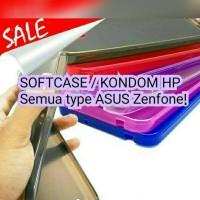 SOFTCASE KONDOM HP ASUS ZENFONE 2 LASER ZE500KL / ZE550KL