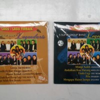 2CD lagu terbaik super band dlloyd panbers koesplus original