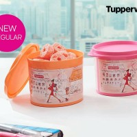 Tupperware Miss Belle Canister / Toples