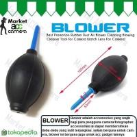 Rubber Dust Air Blower Pump (Blower Karet Pembersih Debu) Untuk Kamera