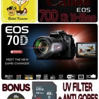 CANON EOS 70D Kit 18-55mm IS STM / CANON EOS 70D / EOS 70D