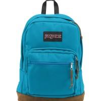 Original Jansport Right Pack Blue Crest