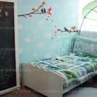 harga Set Stiker Dekorasi Dinding Motif 3-Ekor Burung di Ranting Pohon Tokopedia.com