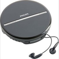 Philips Magic Portable MP3-CD Player