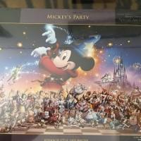 harga Disney Jigsaw Puzzle 1000 pcs - Mickey Party Tokopedia.com