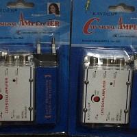 Splitter Booster 3 way/ 3w CATV Signal Amplifier