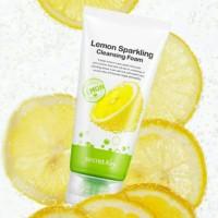 Secret Key Lemon Sparkling Cleansing Foam