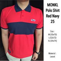 0eb556c1 Jual Polo Shirt Merah Pria | Tokopedia