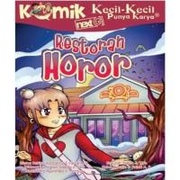 Komik KKPK Next G: Restoran Horor