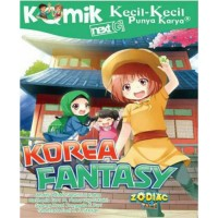Komik KKPK Next G: Korea Fantasy