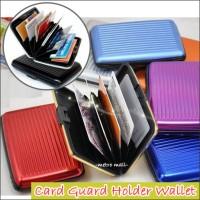 Card Guard Holder Wallet (Dompet Kartu Nama / Atm / Kartu Kredit )