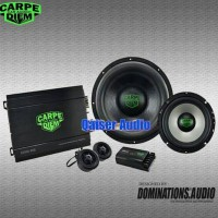 Paket Audio CARPEDIEM by Domination Audio