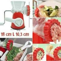 harga Penggiling daging meat grinder gilingan bakso kornet manual Tokopedia.com