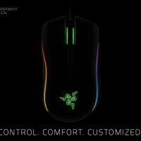Jual Razer Mamba Tournament Edition - Wired Ergonomic Gaming Mouse Murah