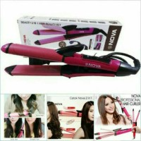 Catokan Nova 2 in 1 NHC 2009 Hair beauty set