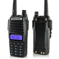 Radio Walkie Handy Talky HT BAOFENG POFUNG Dual Band UHF VHF UV-82