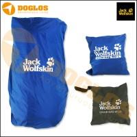 harga Rain Cover bag 60 Liter JWS Jack Wolfskin tas ransel Carrier gunung Tokopedia.com