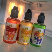 Premium Liquid Vapor Fresh By Mystery Juice , Bisa Cod Jogja