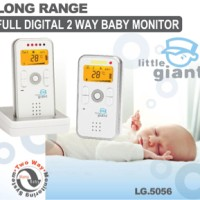 little giant baby monitor lg5056