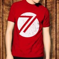71 Tahun Kemerdekaan Indonesia Merdeka Kaos T-Shirt TShirt Anak