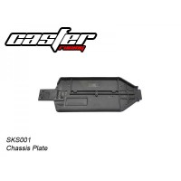 SKS001 Rc Car Caster Racing 1/10 CHASSIS PLATE S10b