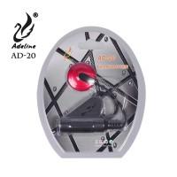 Piezo Transducer Microphone Violin Guitar Pickup Gitar / Adeline AD-20
