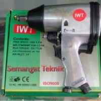 "BOR AIR IMPACT WRENCH 1/2"" IWT"