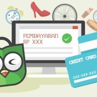 [INFO] Cara Belanja mengunakan KARTU KREDIT di Tokopedia GUDKOS