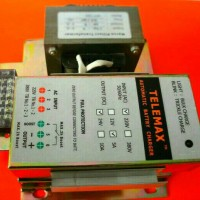 Battery Charger Otomatis 24V5A Telemax (genset & Otomotif)