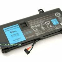 Original Baterai DELL Alienware 14 14D A14 M14 M14X R3 R4 /8X70T,G05YJ