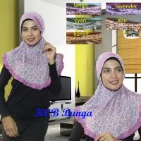harga Jilbab Eceran Murah / Jilbab Bergo Murah Meriah / Jilbab KCB Bunga Tokopedia.com