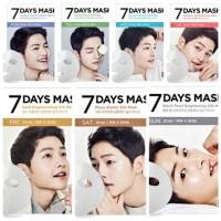 FORENCOS 7 DAYS MASK SONG JOONG KI