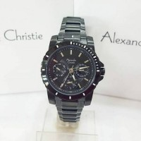 harga Alexandre Christie AC 6141 Full Black Ladies Tokopedia.com