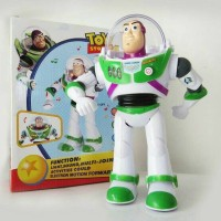 mainan toy story / buzz the lightyear robot