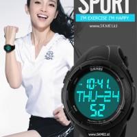 Jam Tangan SKMEI Pedometer Sport WATER RESIST Jam SKMEI Casio Original