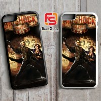 Bioshock Infinite First Person Shooter Y0505 iPhone 4, 4S, 5, 5S,5C, 6