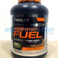 TwinLab 100% Whey Protein Fuel 5 lbs / lab labs lb susu Twin TwinLabs