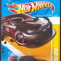 Hot Wheels : BMW M3 GT2 Hotwheels Black AKTA US Card