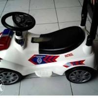 mobil mobilan anak dorong seri polisi