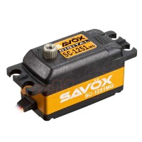 SAVOX LOW PROFILE HIGH SPEED METAL GEAR DIGITAL SERVO