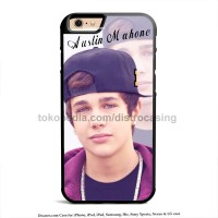 Austin Mahone With Snapback Cases iphone, Samsung, Xperia, ipod, HTC