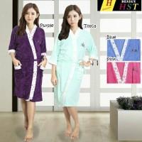 Kimono handuk special Pariss Cutee ^^