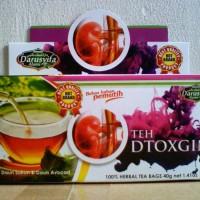 Teh Celup Herbal Detox Ginjal Darusyifa