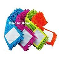 Refill Alat Pel Microfiber / Refill Rectangle Microfiber Mop