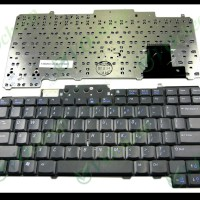 KEYBOARD DELL LATITUDE D531 D620 D630 D820 (WITHOUT TRACKPOINT)