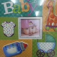 harga album foto baby giraffe Tokopedia.com