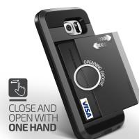 VERUS DAMDA SLIDE Samsung Galaxy E5 / E7 hard soft Case back cover